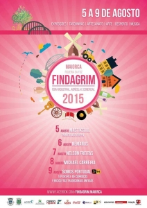 Cartaz Findagrim 2015